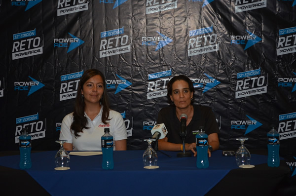 Reto Powerade 2015 Costa Rica