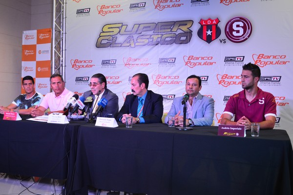 Super Clásico 2015