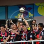 LDA campeón Súper Clásico 2015