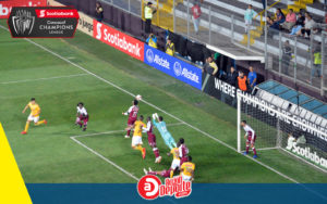 Saprissa vs Tigres