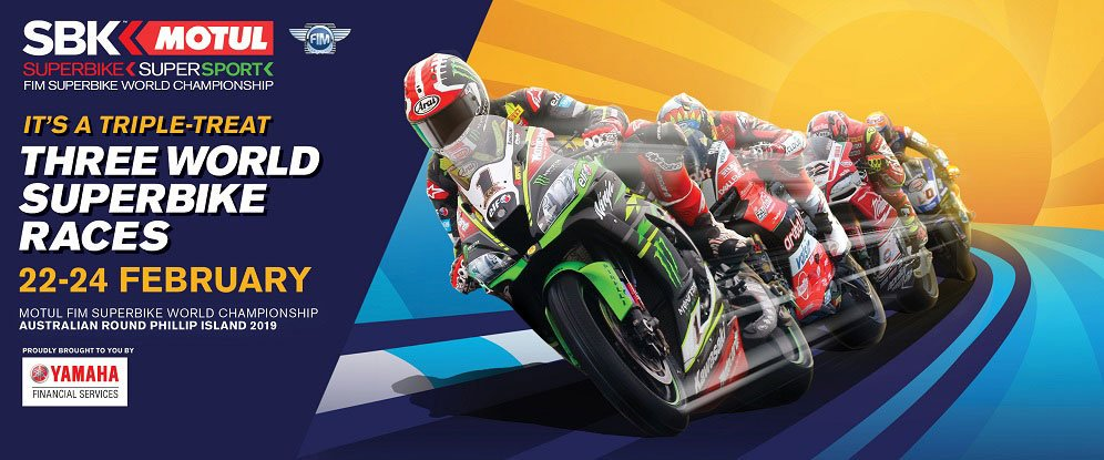 WorldSBK 2019 - Phillip Island
