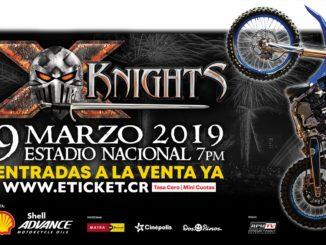 XIII edición de los X-Knights 2019