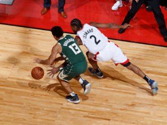 Milwaukee Vs Raptors