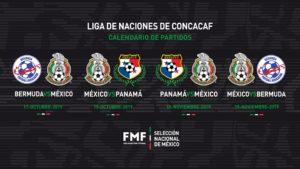 Liga de Naciones de la Concacaf
