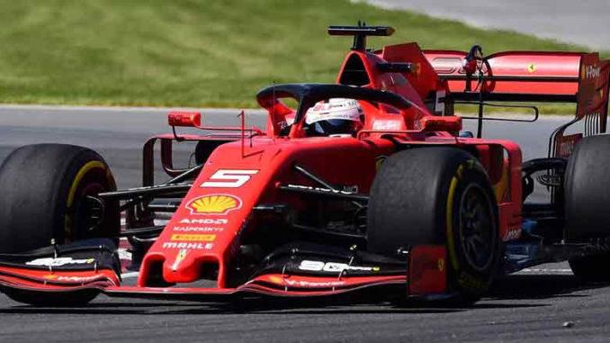 Gran Premio de Canadá 2019