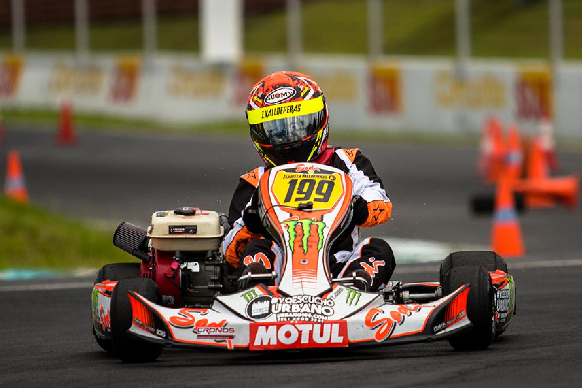 Costa Rica Kart Championship 2019 - Mujeres 3