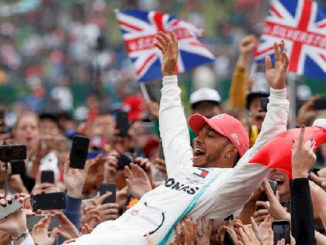 Gran Premio de Gran Bretaña 2019