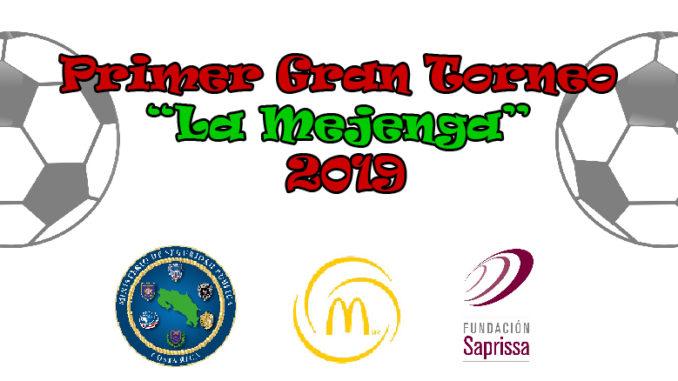 "Primer Gran Torneo ""La Mejenga"" 2019"
