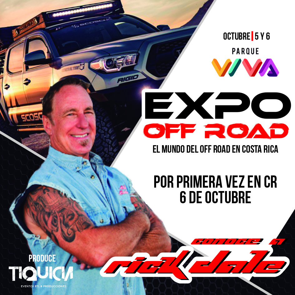 Expo Off Road 2019 - Rick Dale