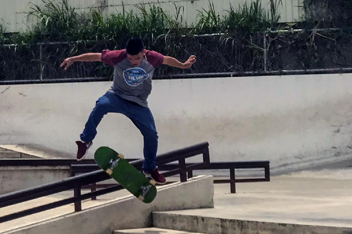 Campeonato Nacional de Skateboarding 2019 - Séptima fecha 2