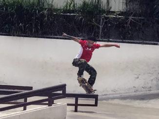 Campeonato Nacional de Skateboarding 2019
