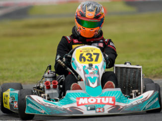 Costa Rica Kart Championship 2019 - Quinta fecha - Daniel Formal