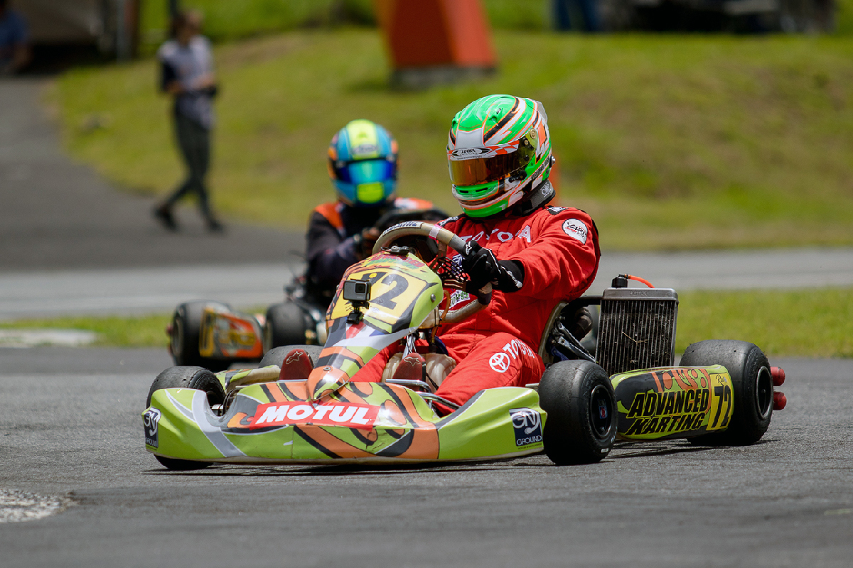 Costa Rica Kart Championship 2019 - Quinta fecha - Fabricio Ricci