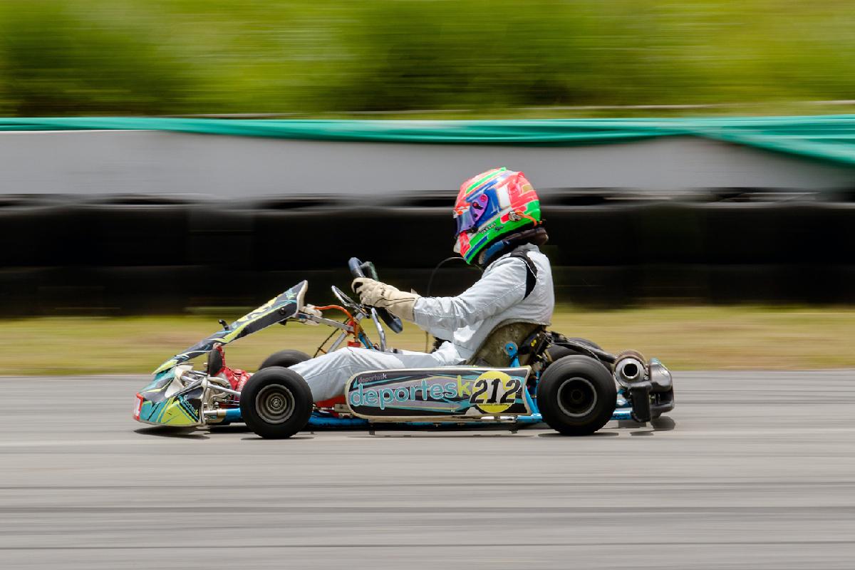 Costa Rica Kart Championship 2019 - Quinta fecha - Ricardo Vargas