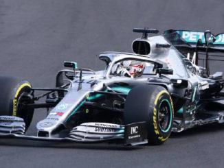 Gran Premio de Hungría 2019 - Lewis Hamilton