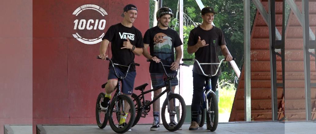 Juegos Olímpicos de Tokio 2020 - BMX Freestyle Costa Rica