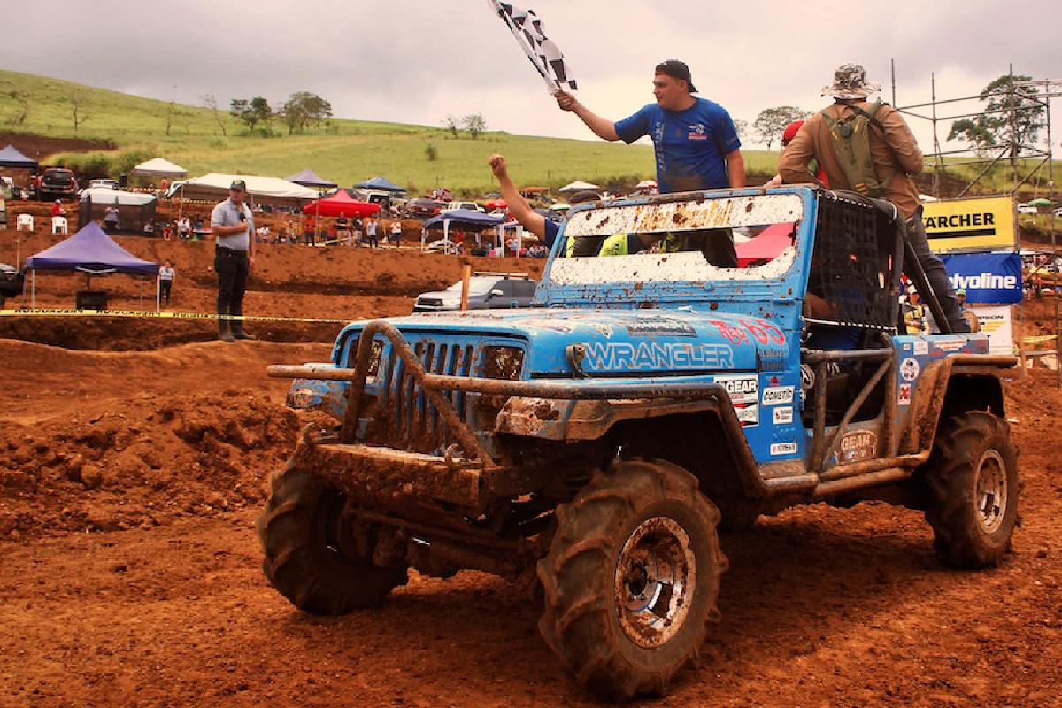 Campeonato Nacional de Autocross 2019 - pista Hacienda Campo Real #65