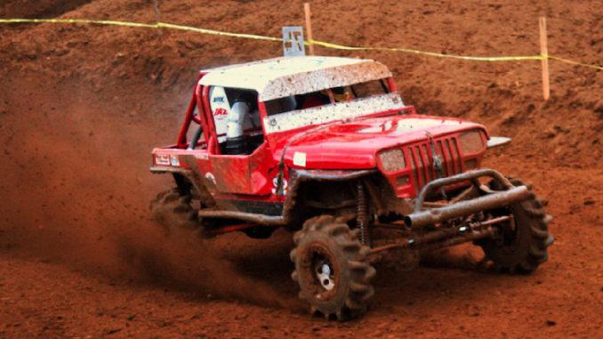 Campeonato Nacional de Autocross 2019 - pista Hacienda Campo Real,