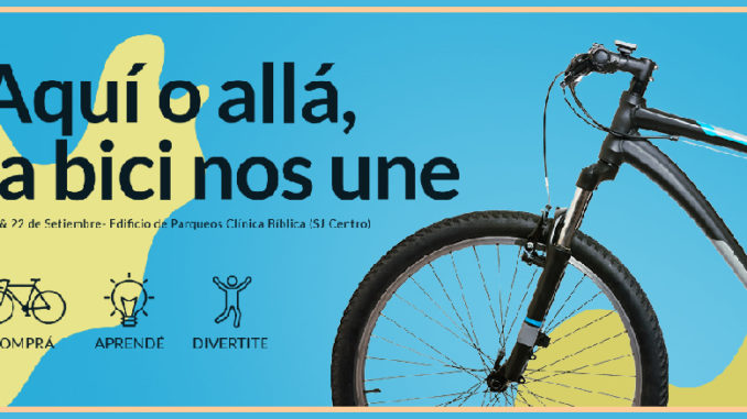 ExpoBici 2019 - banner AyD