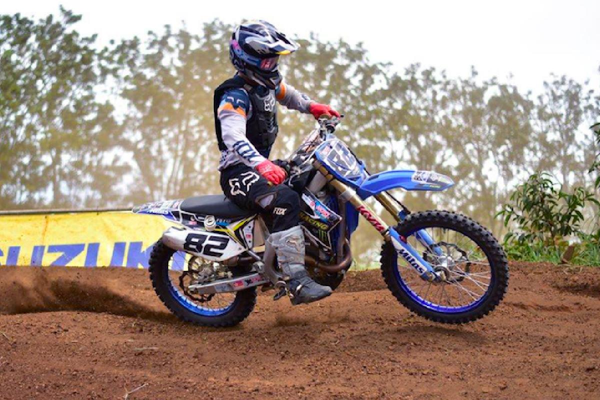Campeonato Latinoamericano de Motocross MX2 2019 - José Pablo Chaves