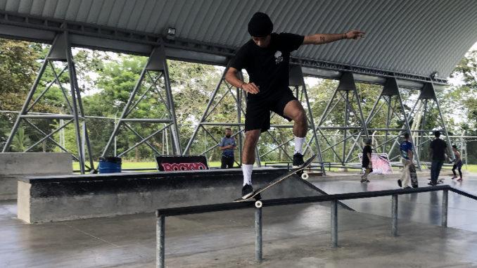 Campeonato Nacional de Skateboarding 2019 - Novena fecha - Mariano Villalobos