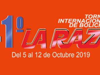 Torneo La Raza 2019 - banner