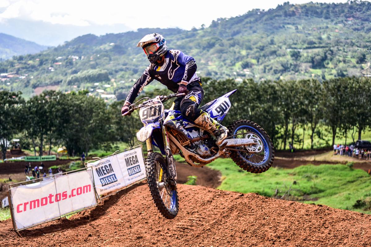 Campeonato Nacional de Motocross 2019 - Novena fecha - Fabricio Chacón
