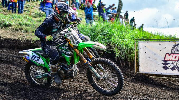 Campeonato Nacional de Motocross 2019 - Novena fecha - Justin Alvarado