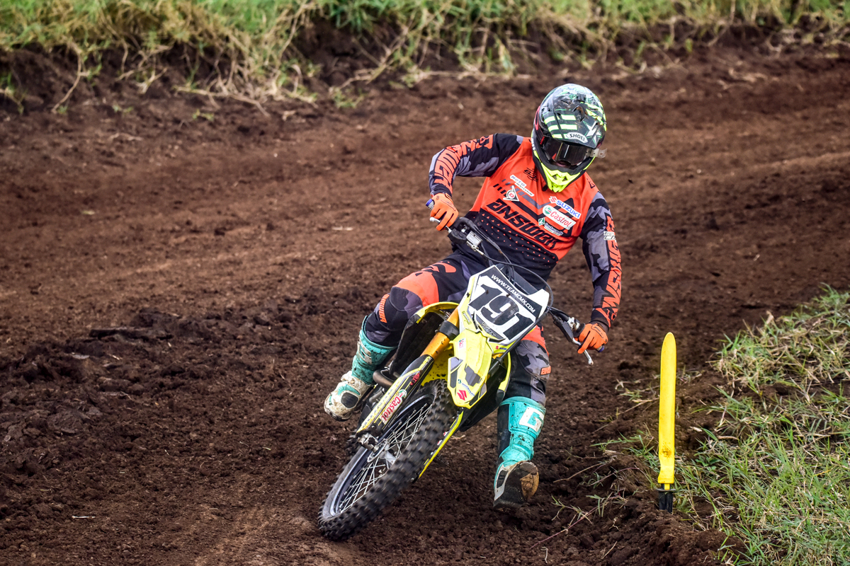 Campeonato Nacional de Motocross 2019 - Novena fecha - Roberto Castro