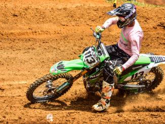 Campeonato Nacional de Motocross 2019 - pista Las Lagunas - Justin Alvarado