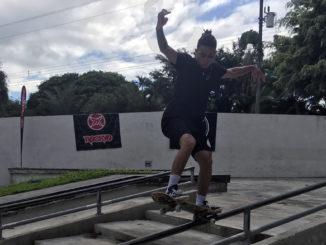 Campeonato Nacional de Skateboarding 2019 - Décima fecha - Jafeth Calderón