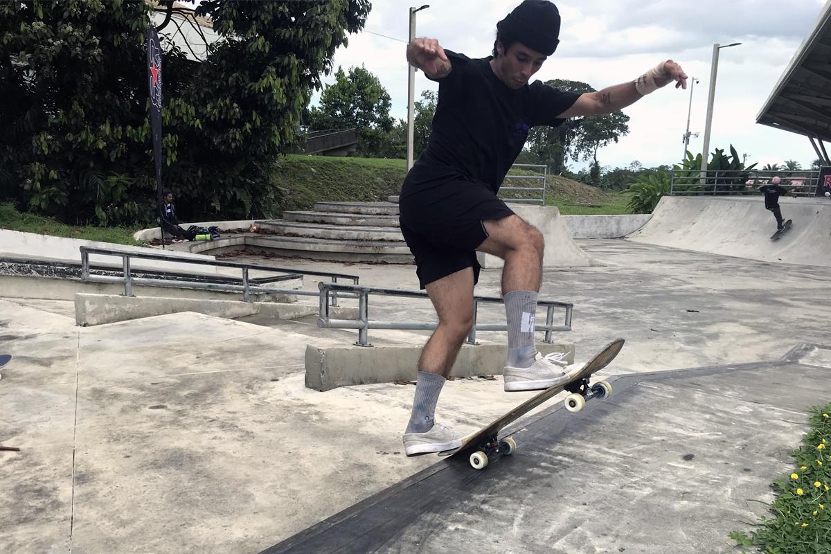 Campeonato Nacional de Skateboarding 2019 - Décima fecha - Mariano Villalobos