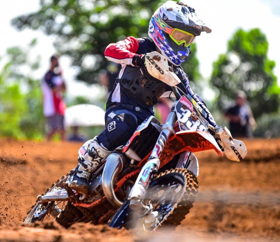 Copa Latinoamericana de Motocross 2019 - Fabricio Segura
