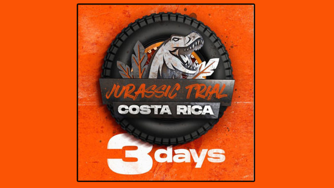 Jurassic 3 Days Trial – Costa Rica 2019 - banner