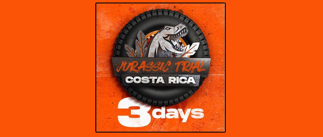 Jurassic 3 Days Trial – Costa Rica 2019 - banner