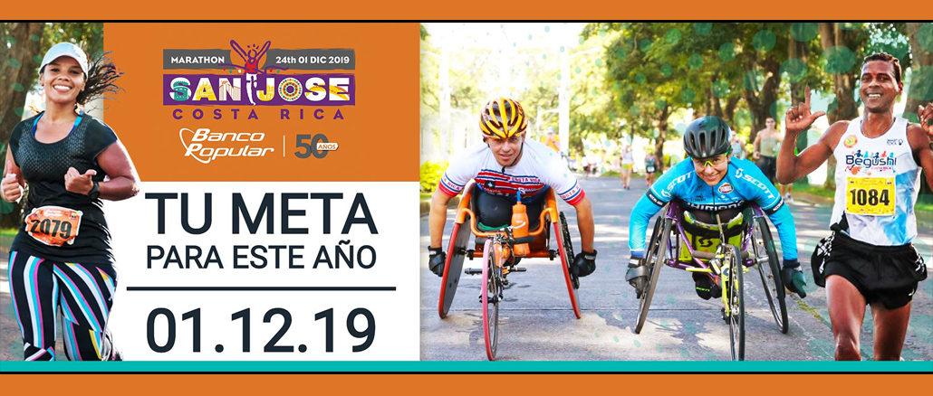 Marathon San José 2019 - banner