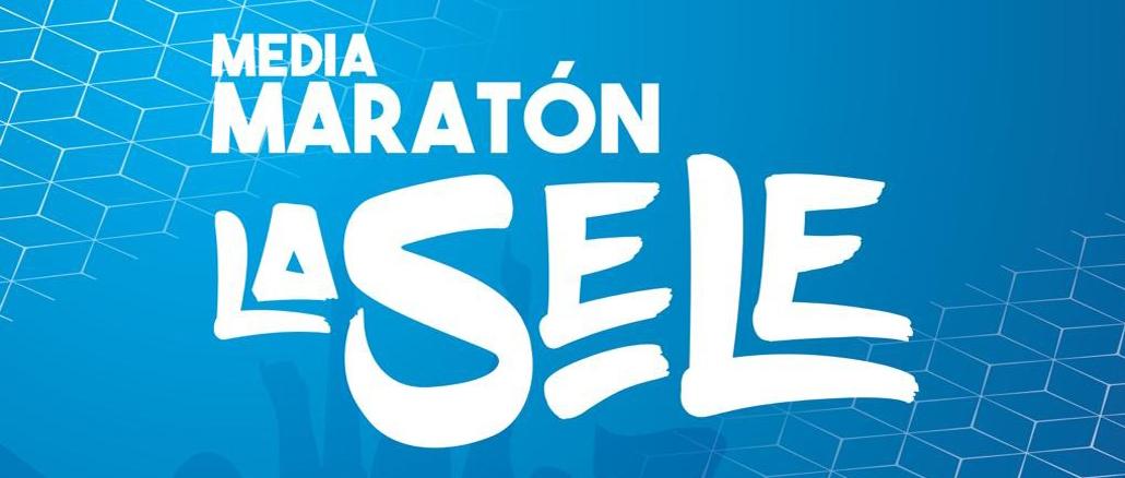 Media Maratón La Sele 2019 - banner