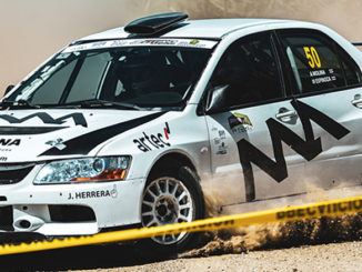 Campeonato Nacional de Rally 2019 SM Logistic - fecha final Andrés Molina y Manfred Espinoza