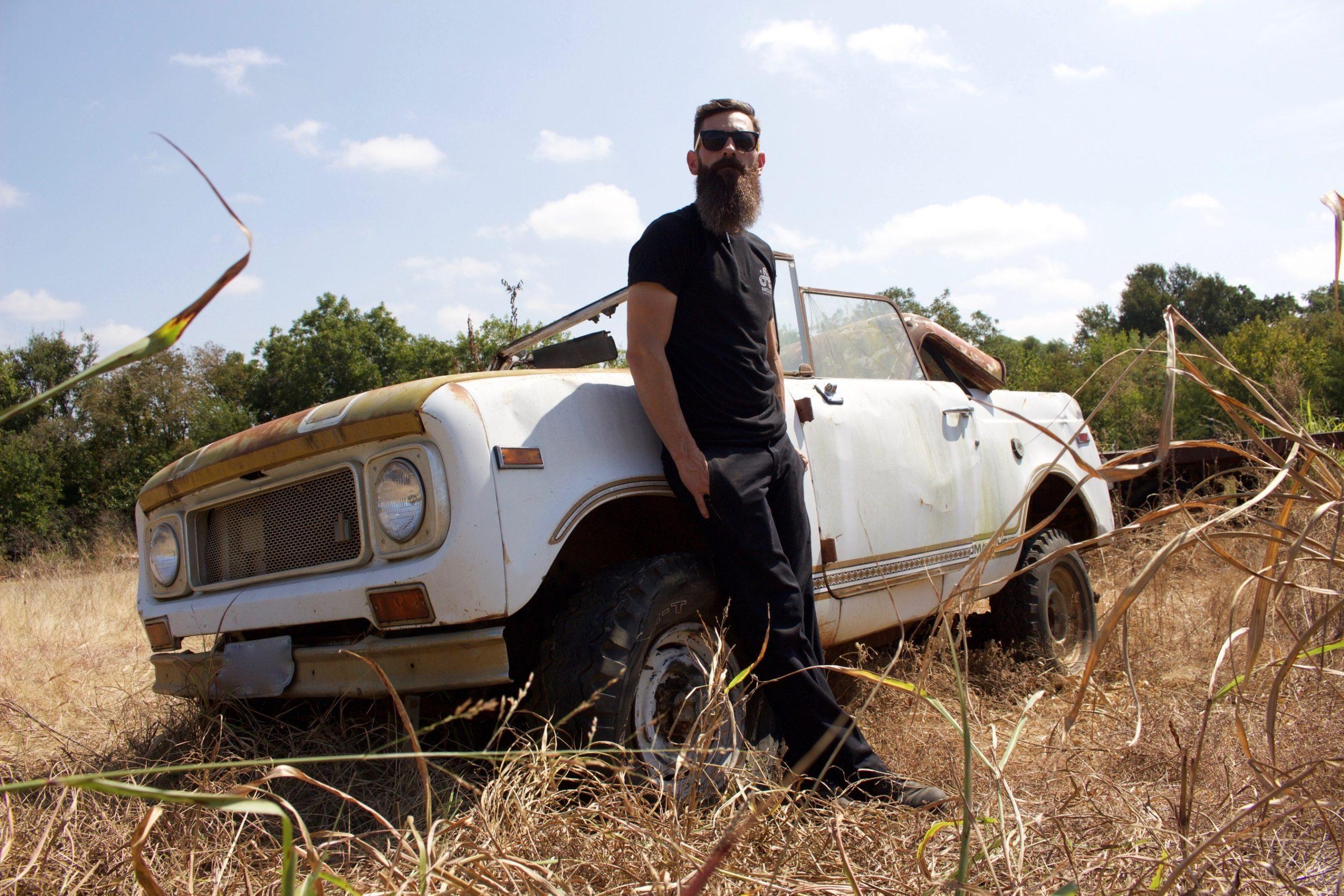 Aaron Kaufman - mecánico