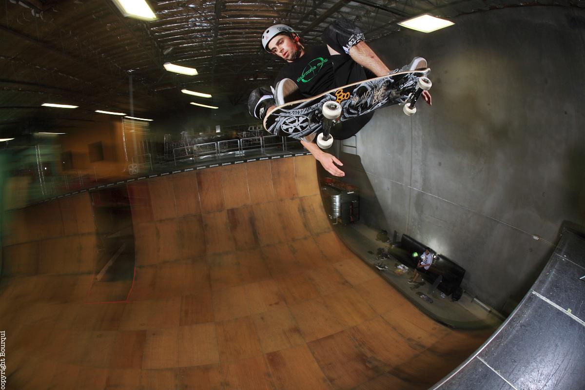 Elliot Sloan - Skater