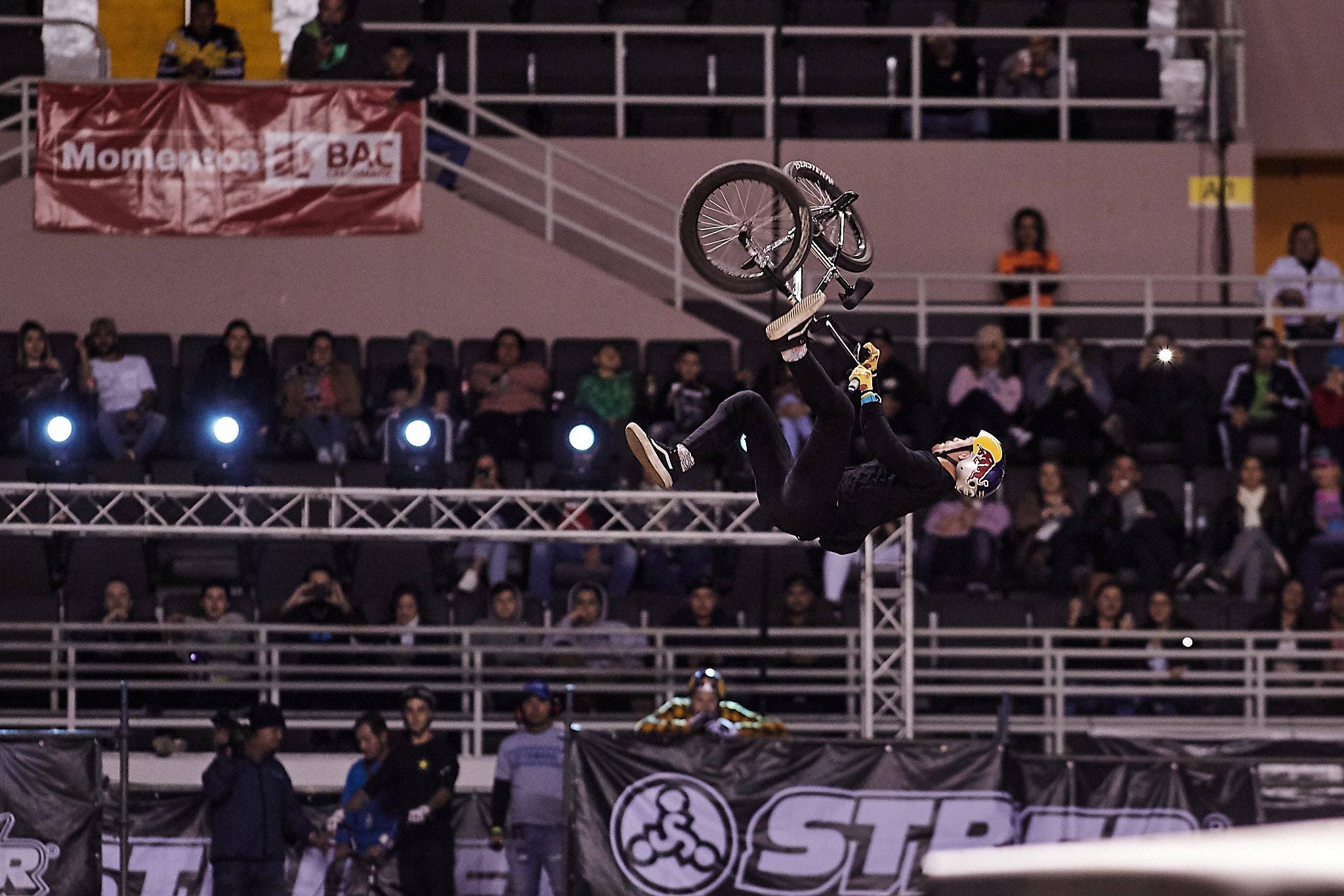 Kenneth Tencio - BMX freestyle