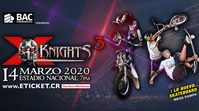 X-Knights 2020 - portada