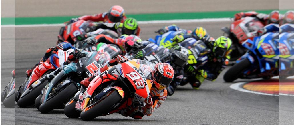 Calendario de MotoGP 2020