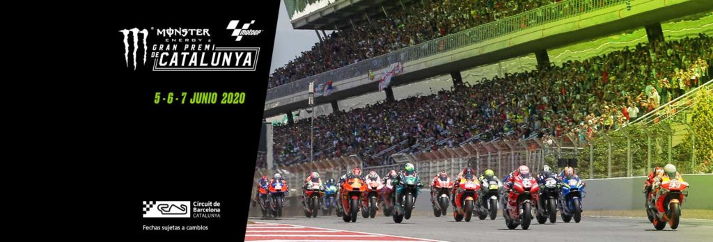 Gran Premio Monster Energy de Cataluña-España 2020