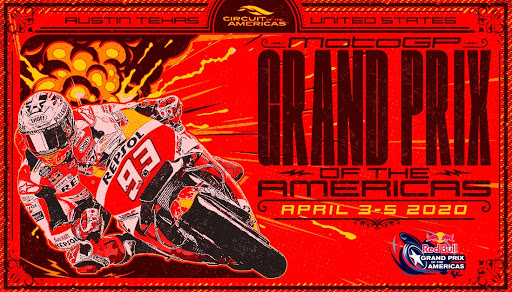 Red Bull Grand Prix of the Americas 2020