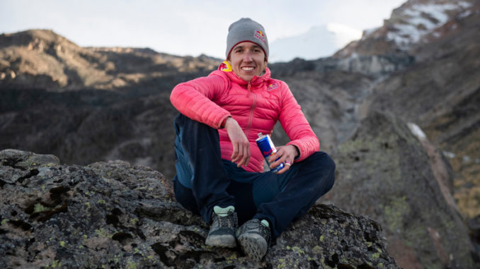 Alex Roudayna (atleta Red Bull)