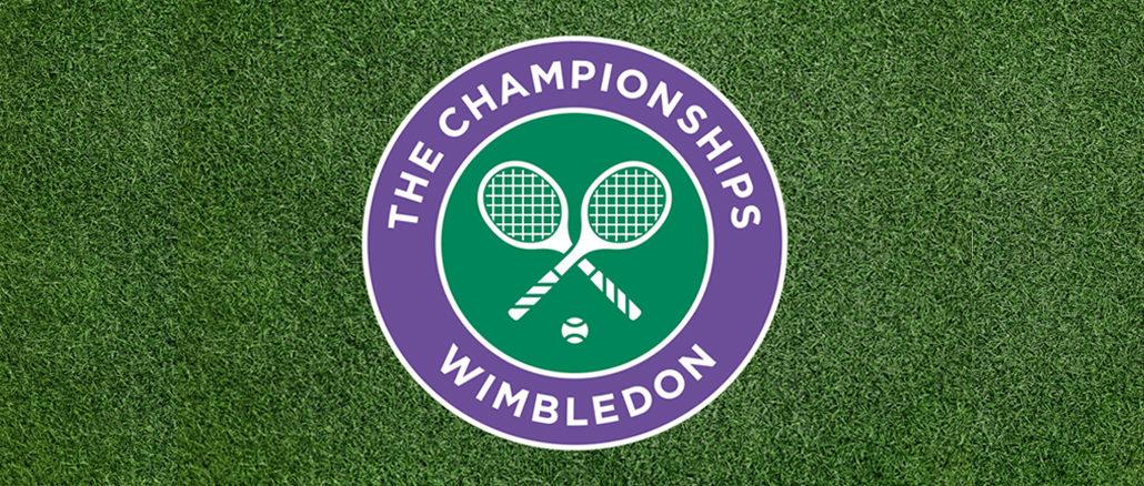 Wimbledon 2020 - banner