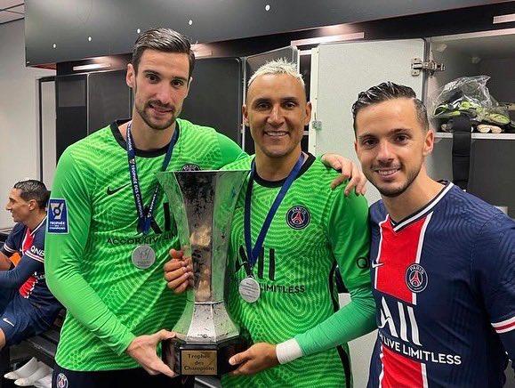 Keylor Navas - Supercopa de Francia 2021