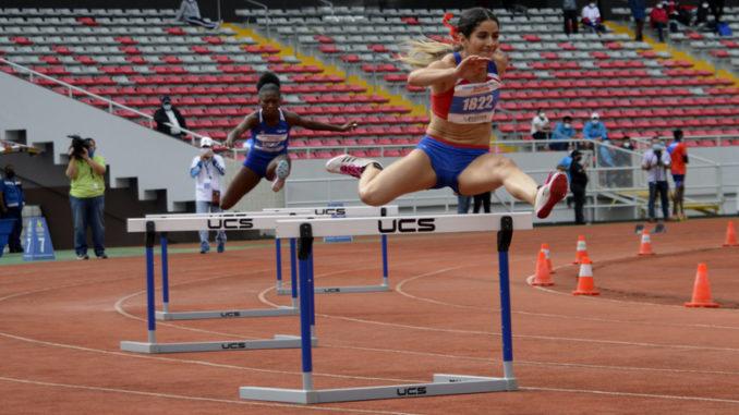 XXXI Campeonato Centroamericano de Atletismo Mayor - pruebas