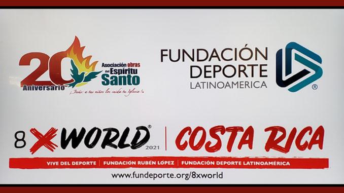 8XWorld Costa Rica - banner